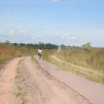 De weg naar Kamina Base